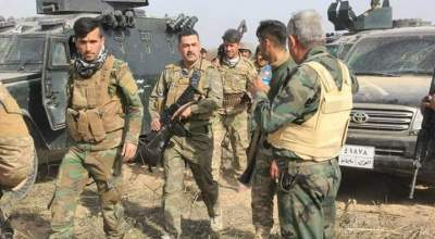 That one time the Peshmerga arrested the police