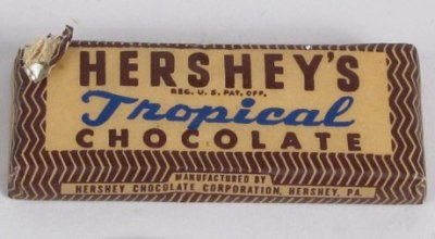 Hershey Chocolate field rations helped US troops stay in the fight during WWII