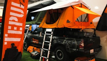 Outdoor Retailer 2017 | Tepui Tents