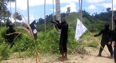 SE Asia Muslim Nations Worry Extremism from Philippines Will Spread