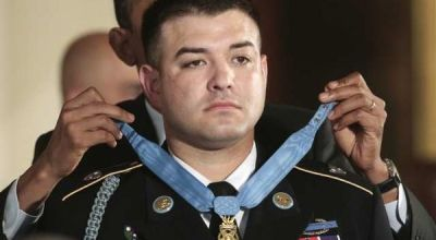 Ranger Leroy Petry Awarded the Medal of Honor July 12, 2011