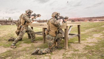 MARSOC Critical Skills Operators Worthy of Their WWII Lineage