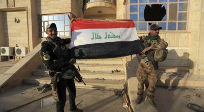 In one Iraqi town, a visit to the first bar to reopen after Islamic State rule
