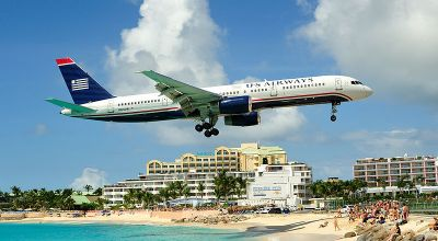Tourist Is Killed Watching Planes at Saint Martin's Princess Juliana International Airport
