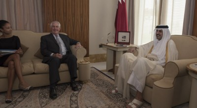 UAE orchestrated hacking of Qatari government sites, sparking regional upheaval, according to U.S. intelligence officials