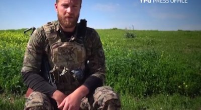 US Army vet and former Occupy Wall Street activist killed fighting ISIS with Kurdish YPG in Syria