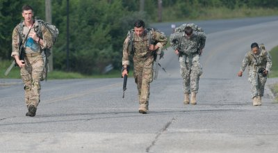 Rucking and Special Operations Forces Selection: Getting Back to the Basics