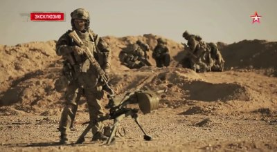 Russian Special Operations Forces on the Ground in Syria