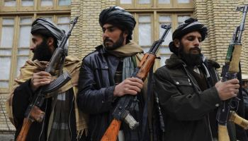 US Top General in Afghanistan Claims Russia is Arming the Taliban