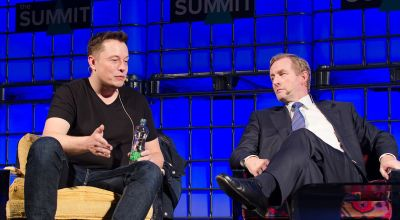 Elon Musk wants to tunnel on Mars, encourages NASA to set sights on the moon