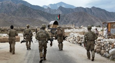 What would happen if the United States totally disengaged from Afghanistan?