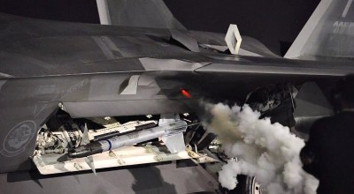 Watch: Ever Seen an F-22 Raptor Engine Start Up? You Will Want See This!