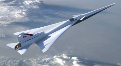 US Congress may approve supersonic flight over land with new NASA 'quiet' technology
