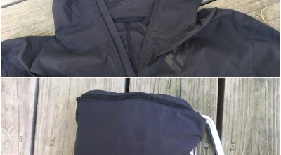 Black Diamond Alpine Start Hoody | Minimalist Rain Shell