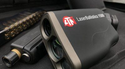 ATN LaserBallistics 1500 | First Look