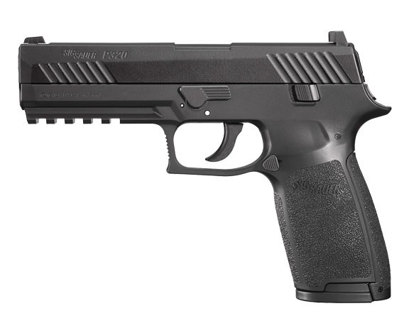 SIG SAUER P320 Advanced Sport Pistol: Bring Training Home