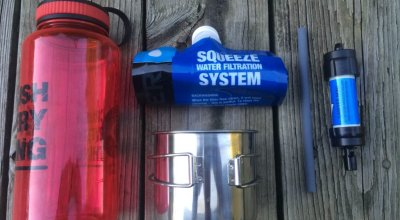 Solo Hydration Setup | Clean water on the move