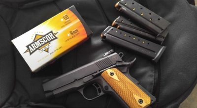 Taylor 9mm 1911 Compact review – A classic CCW