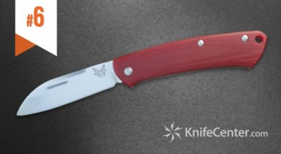 Top 25 Best Selling Blades of 2017: #6 Benchmade Proper