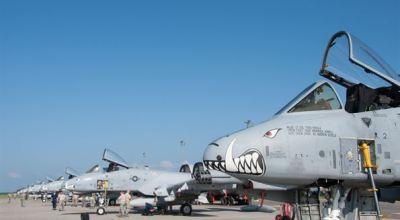 U.S. European Command to send 10 A-10 Thunderbolts to Estonia