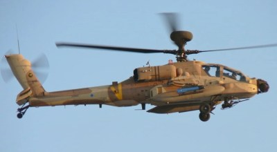 Israeli Air Force Helicopter Pilot Killed in Crash, Co-pilot Injured