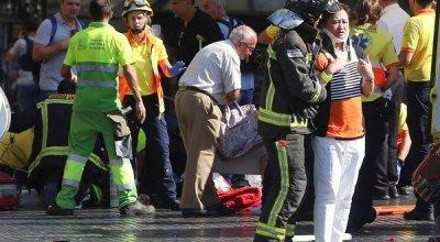 BREAKING: Terror attack in Barcelona; Hostage situation in progress