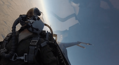 From The Cockpit: Defensive Basic Fighter Maneuvers (BFM)