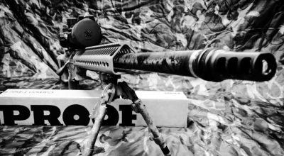 Proof Research: 850 Yard Head Shot