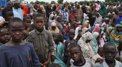 Nigerian military raids United Nations camp for unclear reason