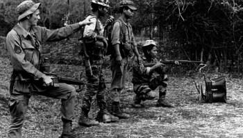 Pillars of Sand: American foreign internal defense (Part 1)