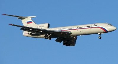 U.S. officials authorized, tracked Russian spy plane's flight over D.C.
