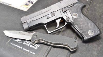 Days of guns: Sig P225