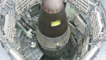 Half of America's nuclear deterrent strategy is in dire need of updating