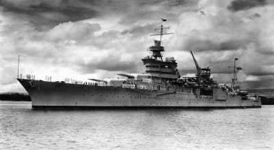 Billionaire Paul Allen finds lost WWII cruiser USS Indianapolis in the Philippine Sea