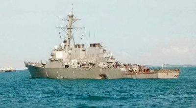 Ten Sailors Missing as Navy Ship Collides with a Tanker in the Pacific