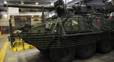 Watch the Army test upgraded armor vehicles meant to counter increased Russian firepower