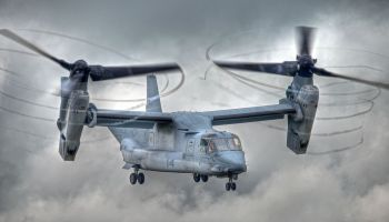Japanese government calls on Marine Corps to halt MV-22 Osprey operations after recent crash