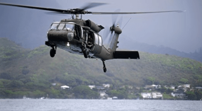 Breaking: US Army Black Hawk Helicopter Crashes Near Hawaii!