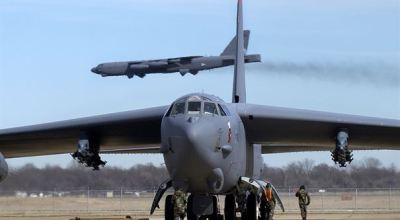 Watch: Boeing makes the case for new B-52 engines that will extend the bomber until 2050!