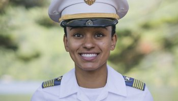 West Point cadet selected to lead cadets is first black woman to hold position