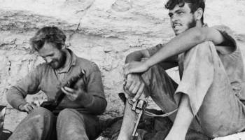 A band of brothers: The extraordinary story behind a team of SAS mercenaries
