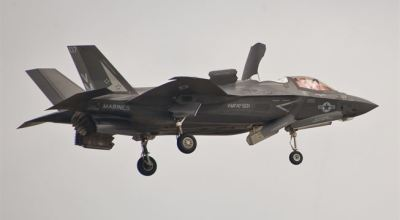 Watch: British Pilots Show Their Stuff with the F-35B Lightning II!