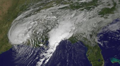 Watch: Amazing views of Hurricane Harvey from space!