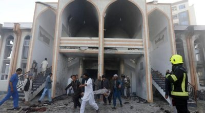 ISIS claims deadly attack on Shiite mosque in Afghanistan