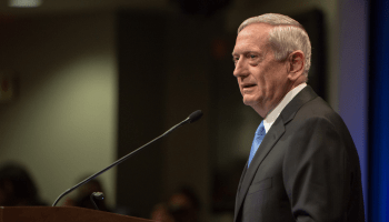Mattis calls military trans-ban 'very complex,' says the Pentagon respects service member's privacy
