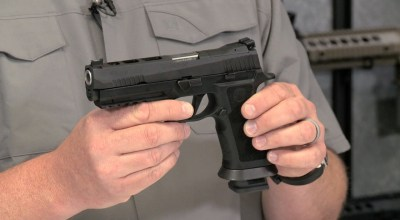Sig Sauer announces details for P320 drop failure upgrade: New trigger and a 4-6 week turnaround