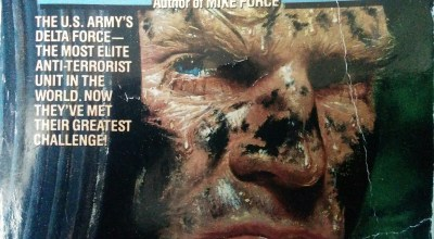 Does this obscure Delta Force novel reveal America's deepest secrets? (Part 1)