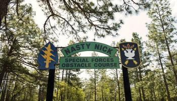 Nasty Nick: The Special Forces obstacle course from hell