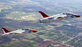 NAS Kingsville Texas back in operation after Hurricane Harvey shutdown