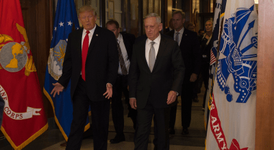 James Mattis: President Trump reaches decision on new Afghanistan strategy